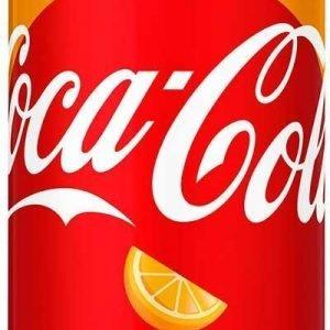 Coca-Cola Orange Vanilla 355ml