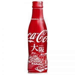 Coca-Cola Osaka Design Bottle 250ml