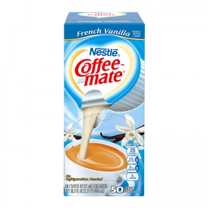 Coffee-Mate Liquid Creamer Singles - French Vanilla