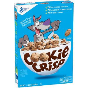 Cookie Crisp Cereal 300g