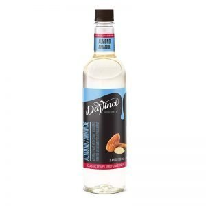 DaVinci Gourmet Syrup Classic Almond 750ml
