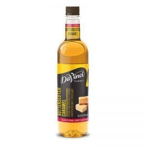 DaVinci Gourmet Syrup Classic Butterscotch 750ml