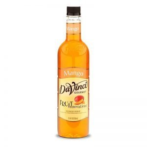 DaVinci Gourmet Syrup Fruit Innovations Mango 750ml