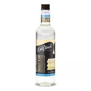 DaVinci Gourmet Syrup Sugar Free White Chocolate 750ml
