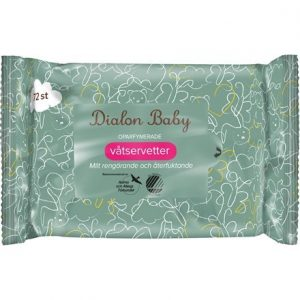 Dialon Baby Våtservetter 72 st