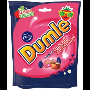 Dumle Smooth Strawberry LTD Ed 220g