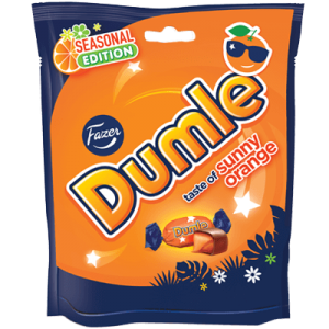 Dumle Sunny Orange Limited 220g