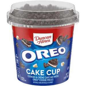 Duncan Hines Perfect For 1 - Oreo Cake Mix 69g