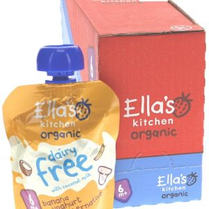 Eko Yoghurt Banan 6-pack - 40% rabatt