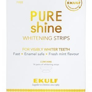 Ekulf Pure Shine Whitening Strips - 28 Stk.