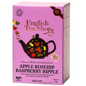 English Tea Shop - Äpple, Nypon och Hallon
