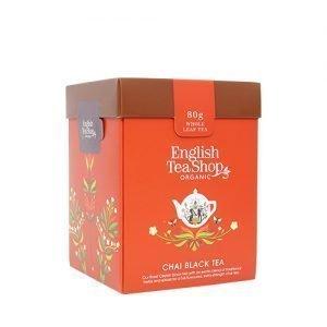 English Tea Shop Chai Black Tea Ø - 80 G