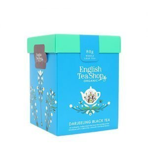 English Tea Shop Darjeeling Black Tea Ø - 80 G