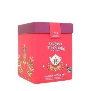 English Tea Shop English Breakfast Ø - 80 G