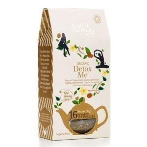 English Tea Shop Loving care tea Detox Me Ø - 16 Påse