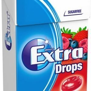 Extra Drops Wild Fruit 33g