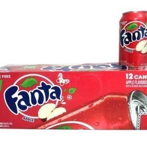 Fanta Apple 12-pack