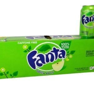 Fanta Green Apple 335ml 12-Pack
