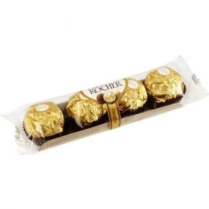 Ferrero Rocher 4-Pack 50g