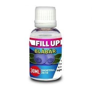 FillUp E-juice Blåbär 30 ml