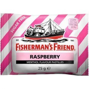 Fishermans Friend Raspberry 25g