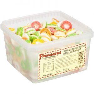 Franssons Fruktringar Syrliga 1.6kg