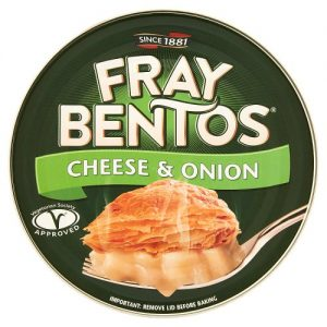 Fray Bentos Cheese & Onion Pie 425g
