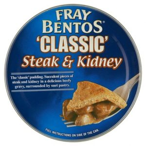 Fray Bentos Steak & Kidney Pie 425g