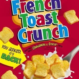French Toast Crunch Cereal 314gram
