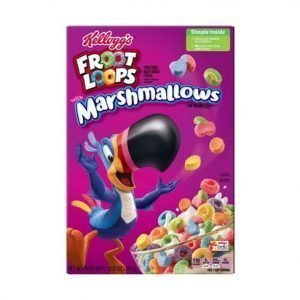 Froot Loops Cereal With Marshmallows 297gram