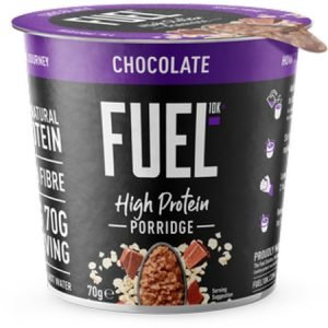 Fuel10k Porridge Pot - Chocolate 70g