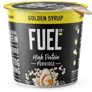 Fuel10k Porridge Pot - Golden Syrup 70g