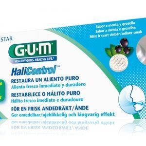 GUM HaliControl Sugtablett 10 st