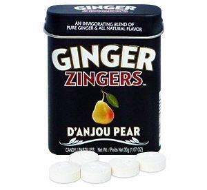 Ginger Delights - Danjou Pear 30g