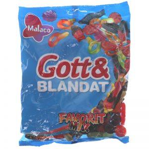 Gott & Blandat Favoritmix - 41% rabatt