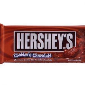 Hershey Cookies N Chocolate Bar 43g