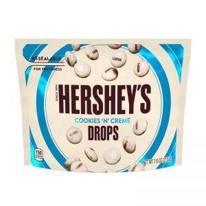 Hersheys Cookie n Creme Drops 215g