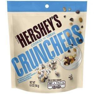Hersheys Cookies n Creme Crunchers 172g