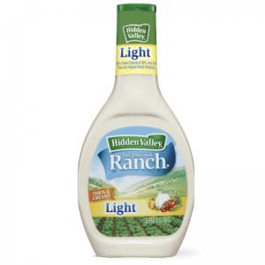 Hidden Valley Original LIGHT Ranch Dressing 473ml