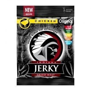 Indiana Chicken Jerky Original 25g