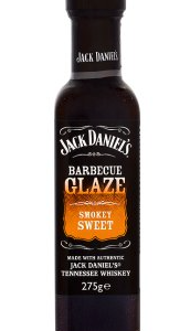 Jack Daniels Barbecue Glaze Smokey Sweet 275g