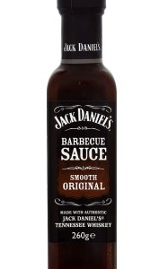 Jack Daniels Barbecue Sauce Smooth Original 260g