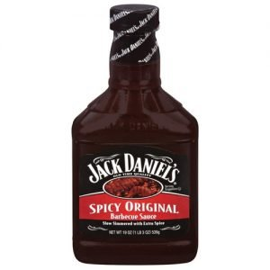 Jack Daniels Spicy Original Recipe 539g