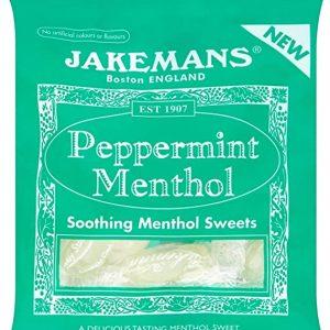 Jakemans Peppermint & Menthol 100g