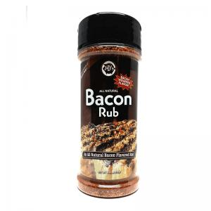 J&Ds Bacon Rub 106g