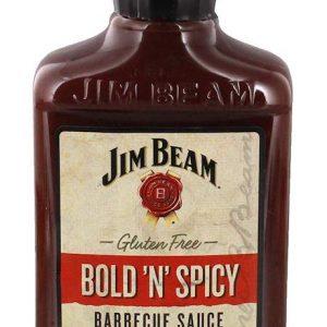 Jim Beam BBQ Sauce - Bold N Spicy 510g