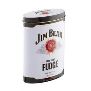 Jim Beam Fudge Plåtburk 300g