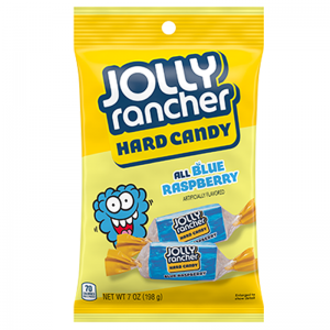 Jolly Rancher Hard Candy - Blue Raspberry 198g