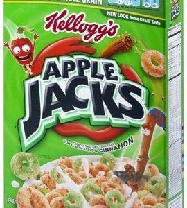 Kelloggs Apple Jacks 286gram