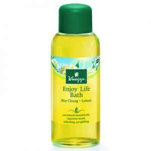 Kneipp herbal bath oil 100ml chang lemon enjoy life